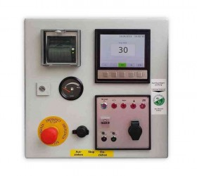 Electronic measuring system TM 3000 with USB port