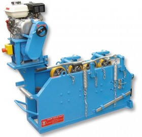 "Cable Laying Machine ""Cable Dog"" with petrol engine"